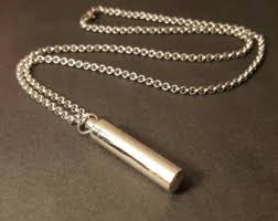cremation jewelry for men ash necklace etsy