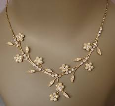 wedding necklace designs simple design necklace simple gold necklace designs in light