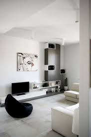 Wall Mount Tv In Apartment 30 Sensational Italian Apartment Thinks Inside The Box Interior