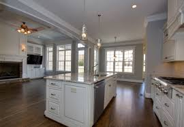 custom home interiors brian thompson homes