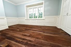 walnut flooring with oak cabinets optimizing home