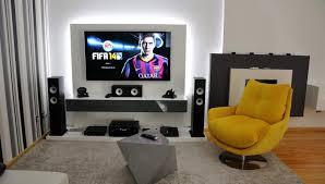 livingroom pc home cinema setup for living room centerfieldbar