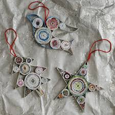 coiled paper ornaments to coil paper you cut strips mod podge
