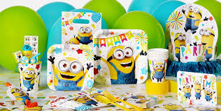 minions party supplies despicable me minions party supplies minions birthday ideas