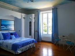 la chambre blue chambre d hôtes villa hugon à ruoms location chambre d hôtes