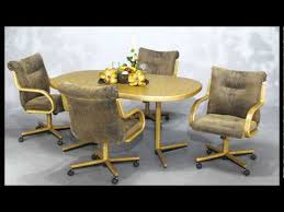 Kitchen Table Swivel Chairs by Chromcraft Dining Room Furniture Adorable Design Chromcraft Dining