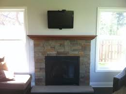 outstanding gas fireplace mantels ideas pictures ideas amys office
