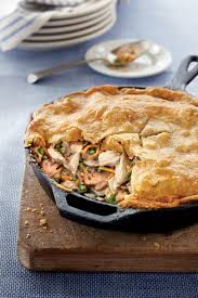 Fish Pot Pie by Chicken Casserole Recipes Southern Living