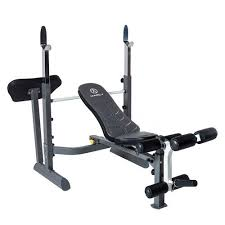 Marcy Standard Weight Bench Review Marcy Foldable Mid Size Workout Bench Mwb 50100 Quality Strength
