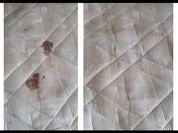 tache de sang sur canapé en tissu comment nettoyer une vieille tâche de sang sur un matelas