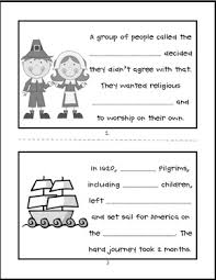 printable thanksgiving story third grade festival collections
