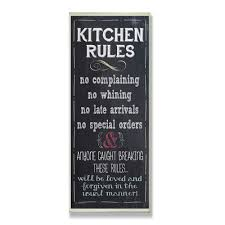 kitchen rules chalkboard wayfair house decor ideas kitchen rules chalkboard wayfair