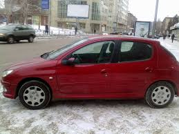 used peugeot automatic for sale 2009 peugeot 206 pictures 1400cc gasoline ff automatic for sale
