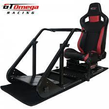 Racing Simulator Chair Gt Omega Racing Simulator Cockpit Rs6 Seat