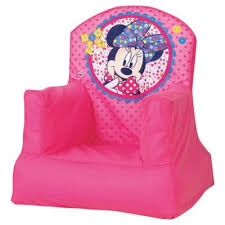 Minnie Mouse Armchair Buy Minnie Mouse Cosy Chair From Our Inflatable Toys Range Tesco
