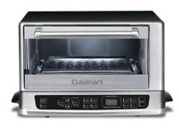 Toaster Oven Broil Cuisinart Tob 195 Exact Heat Toaster Oven Broiler