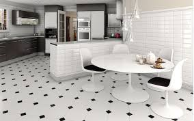 kitchen adorable modern gray floor tile all white modern