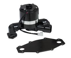 automotive electric water pump holden commodore 253 308 billet electric water pump kit