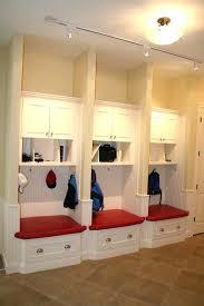 Mudroom Storage Bench Mudroom Storage Locker With Bench Vintage Mudroom Features Built