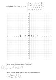Graphing Square Root Functions Worksheet Graphing A Function Students Are Asked To Graph A