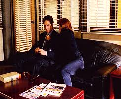 times mulder and scully should have made out this week tvmouse