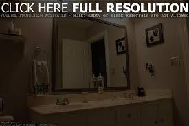 bathroom mirror frames kits doorje
