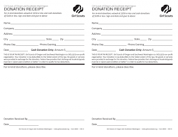 non profit organization invoice template church donation receipt