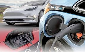 many evs on the way but few buyers await