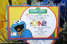 sesame street invitation template pr energy