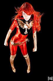 Dark Phoenix Halloween Costume 106 Jean Grey Red Phoenix Cosplay Mutants Images