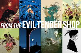 Sho Epoch ash thorp talks the epoch evil tender dot