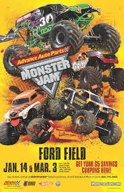monster truck show ticket prices advance auto parts monster jam family 4 pack tickets detroit