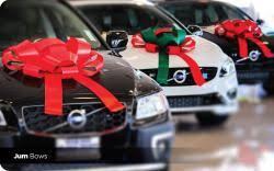 car bows bows bows
