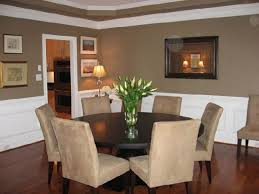 Modern Round Dining Room Table Home Decorating Ideas - Modern round dining room table