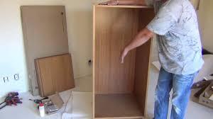 Installing Kitchen Cabinets Video Flat Kitchen Cabinet Doors Modern Cabinets