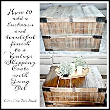 shipping crate coffee table vintage shipping crate coffee table one more time events