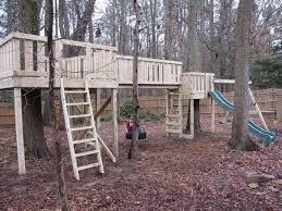 Backyard Forts Kids 180 Best Cubby Tree Houses Images On Pinterest Backyard Ideas