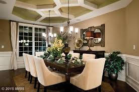Transitional Dining Rooms Dining Room With Hardwood Floors U0026 Crown Molding Zillow Digs
