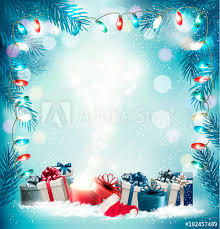 where can i buy christmas boxes christmas background with gift boxes and magic box vector