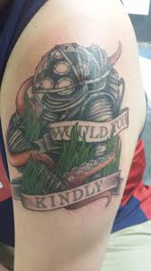 my bioshock tattoo bioshock