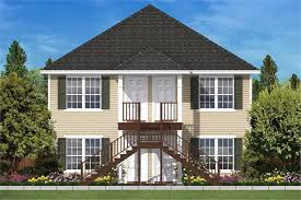 Multi Unit Apartment Floor Plans Multi Unit House Plans Home Design 2176