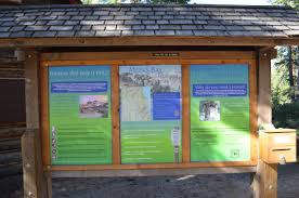 Desolation Wilderness Map Tahoe Yosemite Trail Genevieve And Crag Lakes Tahoe Flower Hikes