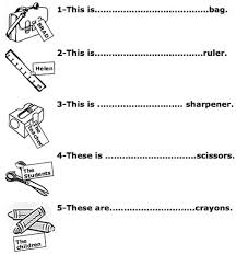 tikki tikki tembo worksheets exercise 5 possesive exercises