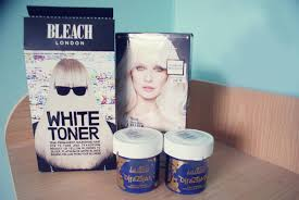 silver blonde color hair toner how to get silver hair