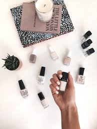 favorite neutral nail polish the styled press