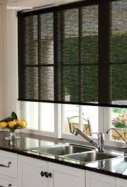 Ideas For Kitchen Window Curtains Best 25 Kitchen Window Treatments Ideas On Pinterest Kitchen