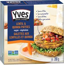 cuisine quinoa yves veggie cuisine canada