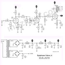 amz fx guitar effects blog archive epiphone valve jr schematic you
