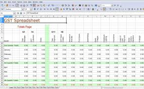 Small Business Accounting Excel Template Free Excel Spreadsheet For Small Business Excel Small Business