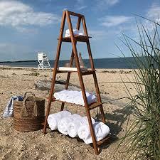 amazon com a frame folding rack sedona spa hotel style shelf